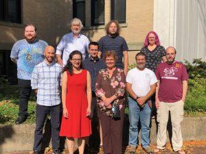 CSCI Faculty 2021-22